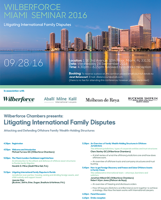 Wilberforce Miami Seminar-9.28.16